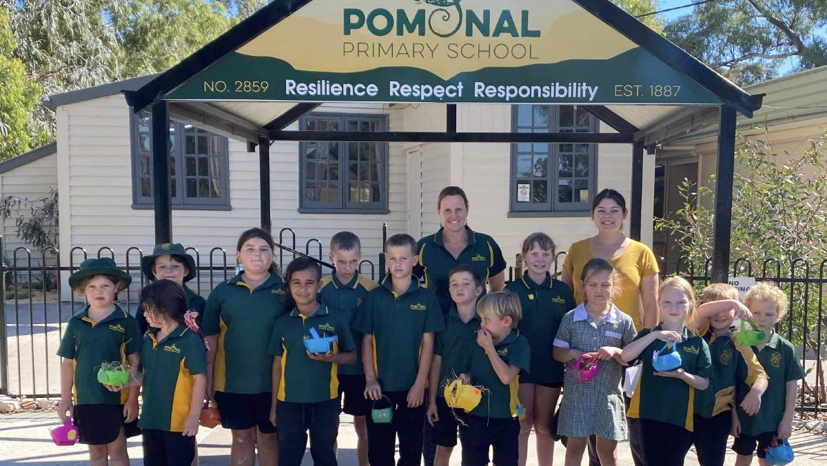 CARE: The outside school care grant will make a huge difference to Pomonal Primary School's families and students. Picture: CONTRIBUTED.