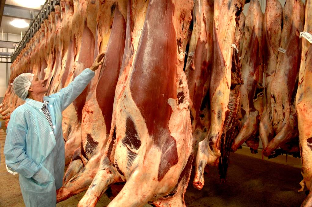 STRINGENT RESTRICTIONS: Stringent abattoir restrictions will be in place for six weeks, from midnight Friday.