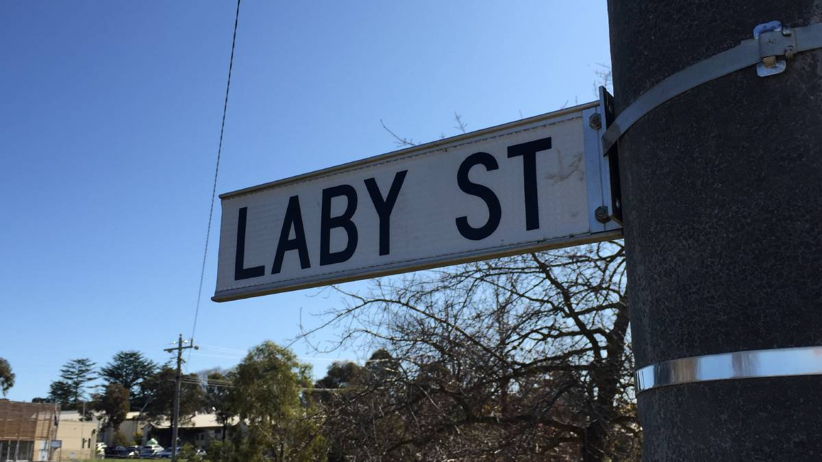 UPGRADE: Stormwater drainage on Laby Street, Ararat, will recieve upgrades. Picture: NICK SMITH