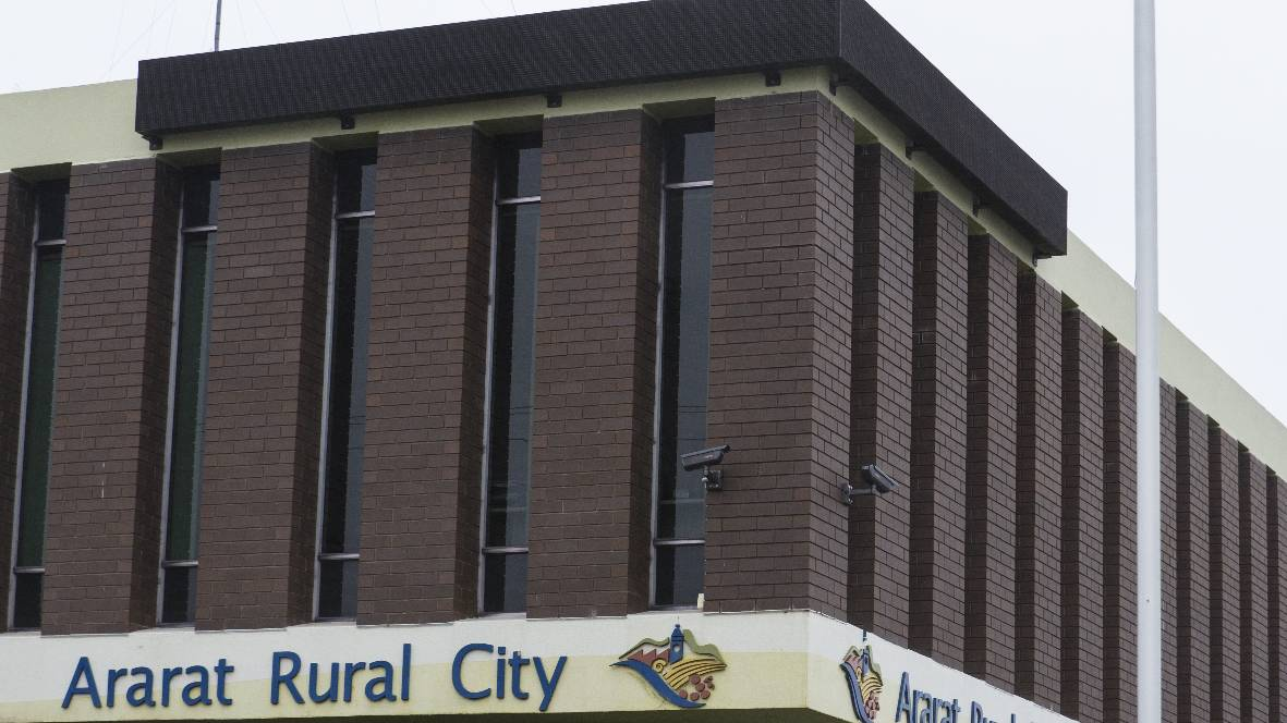 Ararat council to seek joint funding with other councils to improve services