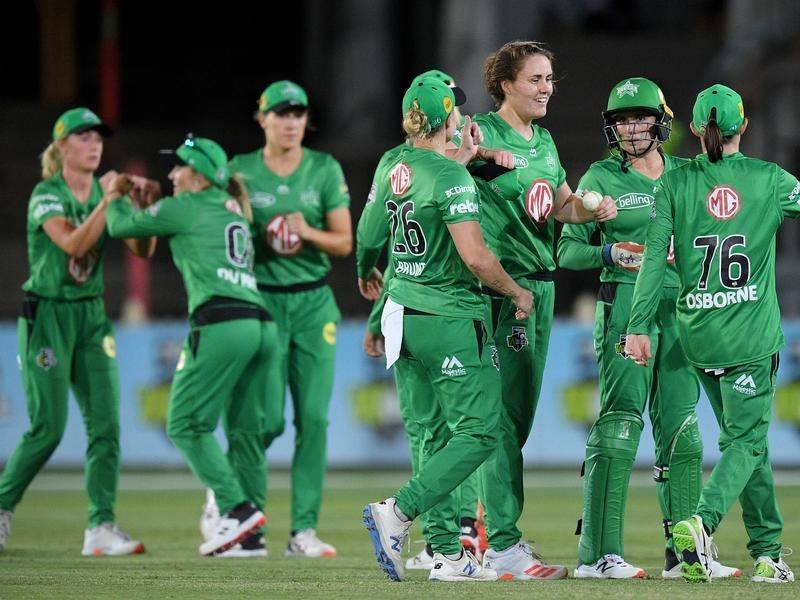 The Melbourne Stars are one win away from adding the WBBL title to Victoria's trophy cabinet.