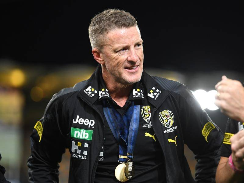 Richmond coach Damien Hardwick says that the AFL is now witnessing a different game.