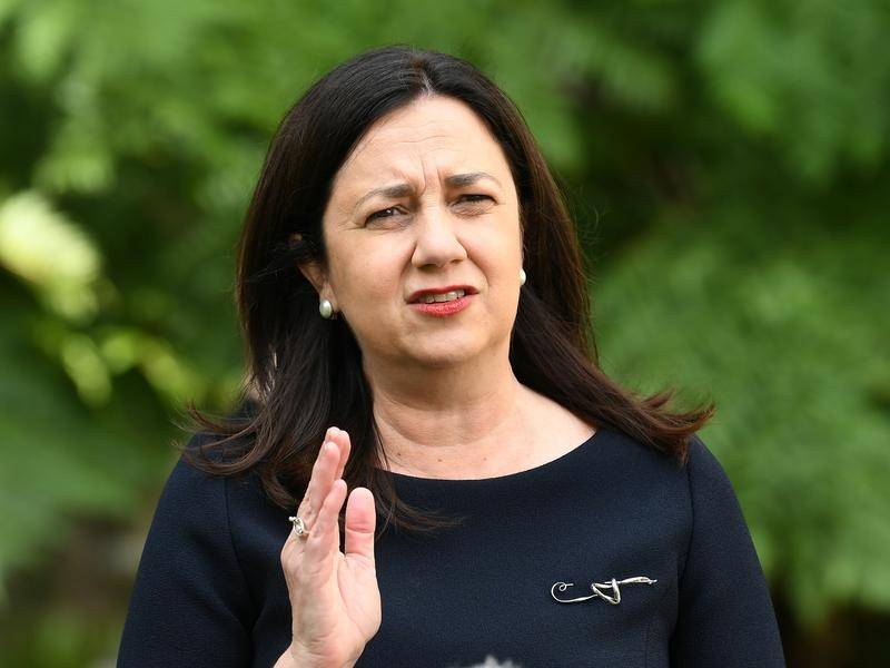 Queensland Premier Annastacia Palaszczuk has announced the border with NSW and Victoria will reopen.