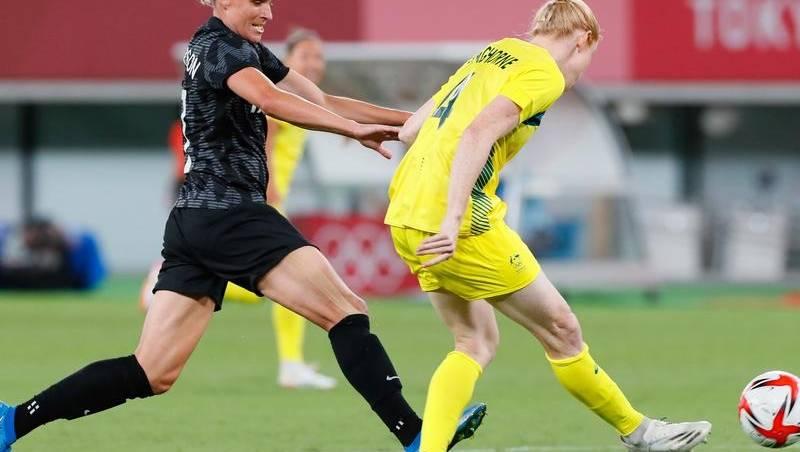Kerr leads Matildas to Tokyo win over NZ   The Ararat ...